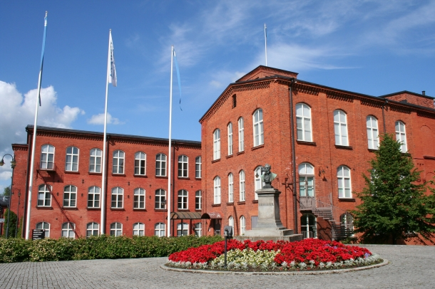 AMK University of Applied Sciences, Forssa campus.