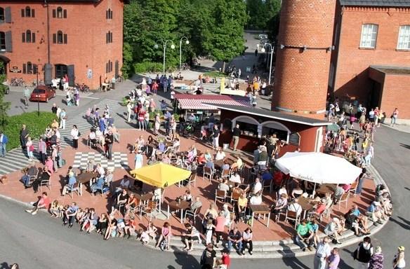 Ravintolat ja kahvilat | Forssan kaupunki